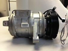 Jeep Grand Cherokee 99-04 A/C Compressor with 6 Poly Clutch Premium Aftermarket