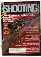 SHOOTING TIMES Magazine September 1982 The International--Ruger's Classy Carbine