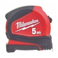 Milwaukee Maßband Bandmaß 5 m nicht-magnetisch. 25 mm breites Band