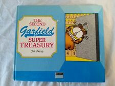 The Second Garfield Super Treasury Hardback by Jim Davis