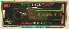 Gadget anni '90 _ MOSCHETTONE MONDIALE CALCIO ITALIA '90 MASCOTTE CIAO (a)