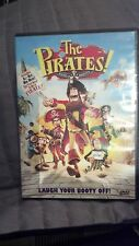 The Pirates! Band of Misfits (DVD, 2012)