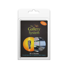 Adjustable Hooks - The Gallery System - Picture Hanging Systems - FREE Delivery