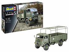 Revell 03282 Fordson W. O. T.6, Kit Modellismo 1:3 5