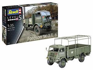 Revell 03282 Fordson W. O.T.6 , Kit de Construction Modèle 1:3 5