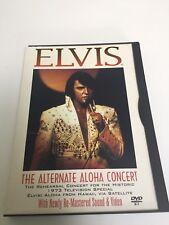 ELVIS -THE ALTERNATE ALOHA CONCERT    DVD  Excellent Condition.