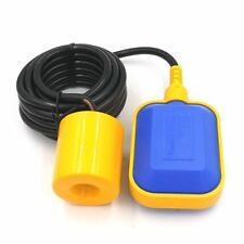 4M Cable Float Switch Water Level Controller for Water Tank, Tank Pump 10A 250V