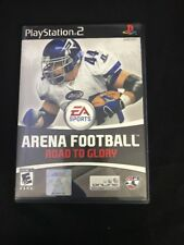 Playstaion 2 Arena Football: Road to Glory 2007 Used Great Condition Es Ws21