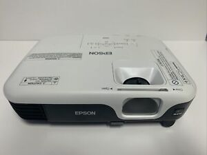 Epson H433A VS210 Digital Multimedia LCD Projector White