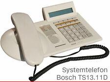 SYSTEMTELEFON TELEFON BOSCH TENOVIS  TS13.11D FÜR INTEGRAL 33/55 ISDN TELEFONANL