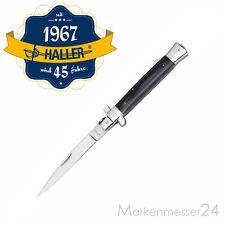 kleines feines Taschen-Messer Zweihand Mini Stiletto Gentlemen Old School