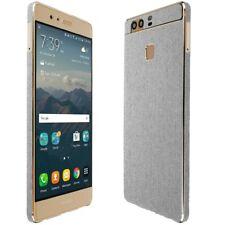 Skinomi Brushed Aluminum Skin & Screen Protector for Huawei P9