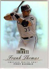 2012 TOPPS TRIBUTE BASEBALL - FRANK THOMAS #81