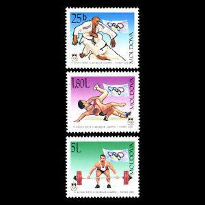 Moldava 2000 - Olympic Games - Sydney Sc 362/4 MNH