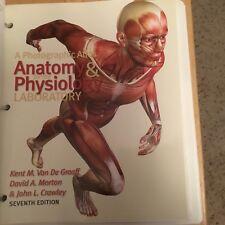 New Photographic Atlas/Anatomy & Physiology Lab 7th Edition Van De Graaf, Morton