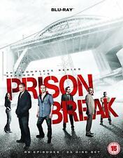 Prison Break: The Complete Series - Seasons 1-5 (Blu-ray)