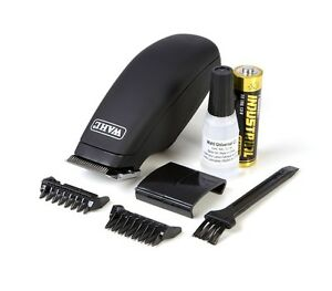 Wahl Pocket Pro Face & Paw Battery Operated Trimmer - Pet Dog & Cat Clipper