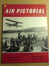 AIR PICTORIAL - RFC JUBILEE ISSUE - May 1962 Vol 24 # 5