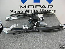 04-08 Chrysler Dodge Minivans New Front Door Window Regulator Left Mopar Oem
