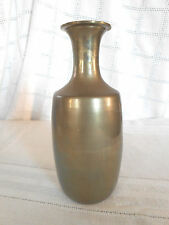 Solid brass  urn, vase India