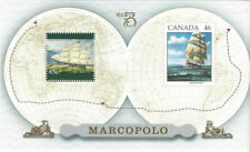 1999 Sailing Ship Marco Polo: Souvenir Sheet 2 stamps -  sc# 1779a     MNH