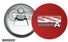 Holden VL GROUP A SS BROCK  Logo - Magnetic Bottle Opener - BARBUD