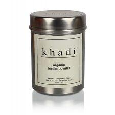 Khadi Herbal Organic Reetha Powder - 150gm