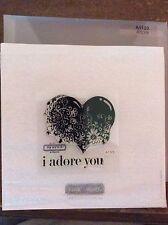 Close To My Heart A1123 Adore Stamp Set NIP