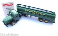 Büssing BP Tanksattelzug  Wiking  HO 1:87 #1418