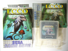 Ecco the Tides of Time for Sega Game Gear Boxed