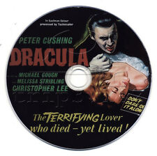 Horror of Dracula (1958) Fantasy, Horror Film/Movie on DVD