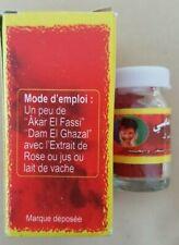 Vegan Long Wear 24h Lipstick Aker Fassi,Cosmetic, Poppy Powder 100% Natural!