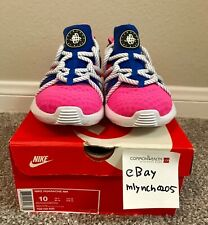 the best attitude 99074 1a85e  SHIPPING FROM US  Nike Air Huarache NM Men s US 10 DS Pink Royal Blue