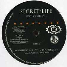 "33RPM Speed 1990s House Music 12"" Singles"