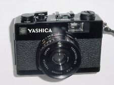 YASHICA ELECTRO 35 MC 35mm FILM CAMERA WITH 40mm F2.8 LENS - Black * Ex++