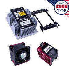 5pcs pack,H72851-002 Black Heatsink bracket holder for HPE DL380 ML350 G10 Gen10