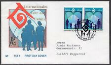 United Nations 1994 - Wien -  International Year of the Family - FDC