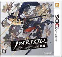 Nintendo 3DS Fire Emblem: Kakusei Japan F/S