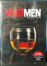 Mad Men: Season Three (DVD, 2010, 4-Disc Set)