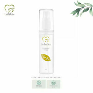 HerbaLine Soothing Toner (75ml) Free Shipping World wide