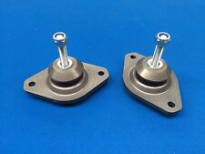 RS Cosworth 4wd Anembo Engineering Uprated Engine Mounts Anodised Grey Pair