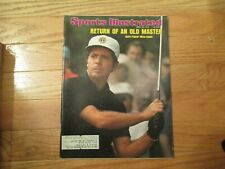 Gary Player Golf Sports Illustrated Apr 22 1974