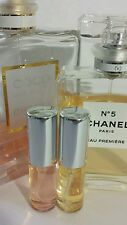 2 of 5ml women's CHANEL - COCO MADEMOISELLE and NO 5 Parfum perfume for travel