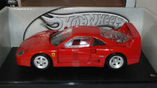 Hot Wheels 23911 FERRARI F40 1/18 Hotwheels Boxed / Excellent