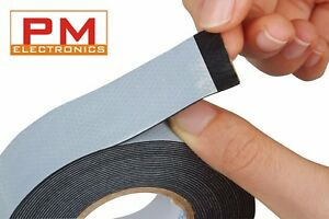 Self Amalgamating Tape 19mmx 0.8mm Self Fusing Rubber Tape Various packs&lengths