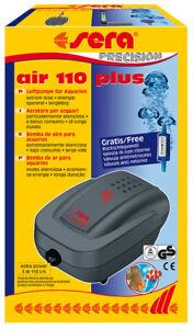 Sera Air Pump 110 Plus, 275 Plus, 550 Plus, Energy Efficient & Powerful