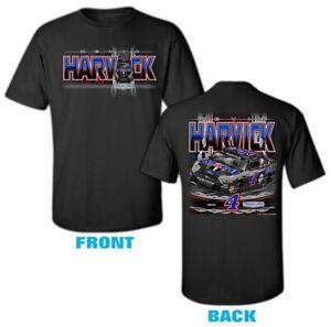 Kevin Harvick #4 Mobil 1 T-Shirt 2021 Free Shipping Instock