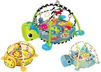 Baby Ball Pit Playtime Gym 3in1 Activity Playmat Play Mat **30 Balls Included**