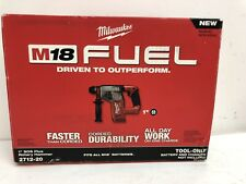 Milwaukee 2712-20 M18 FUEL 1 SDS Plus Rotary Hammer (Tool Only)