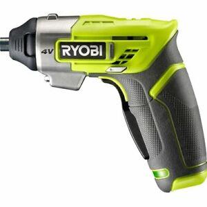 Ryobi 4V Screwdriver